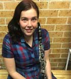Saxophone Teacher - Gemma